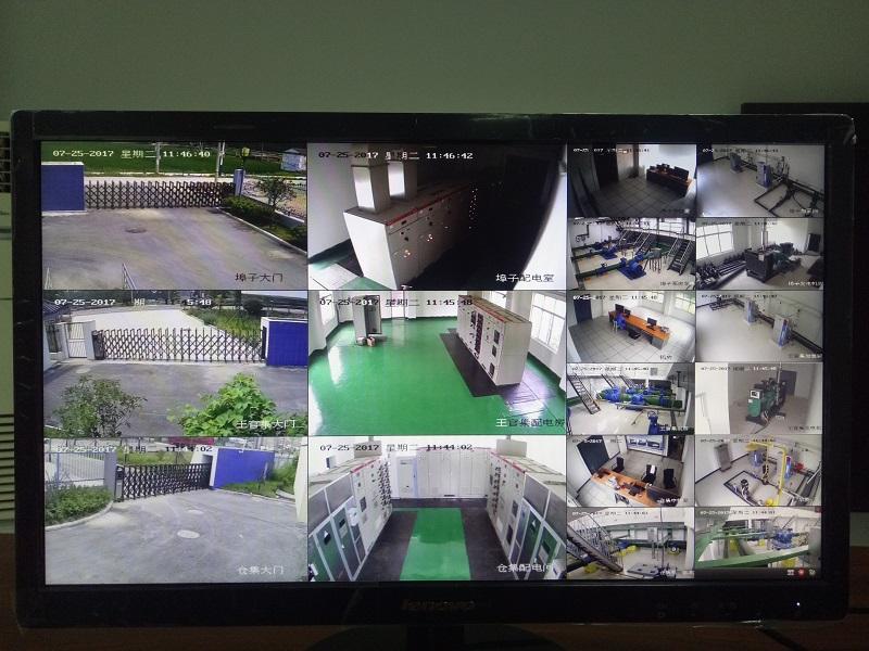 视频监控_(图2:三增压泵站视频监控上传至二水厂调度中心)